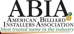 American Billiard Installers Association / Naperville Pool Table Services