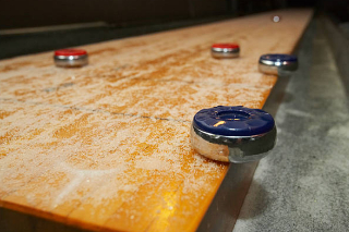 SOLO® Shuffleboard Movers Naperville, Illinois.